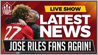 Download Mourinho's Fellaini Contract Outrage! Man Utd Transfer News Video