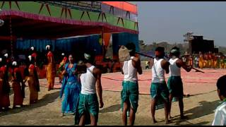 Download Bodo traditional dance 3 at cultural meeting Video