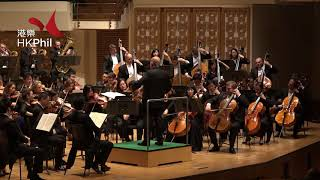 Download Jaap van Zweden conducts Bernstein Candide Overture with the HK Phil! Video