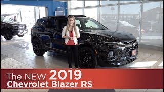 Download All-New 2019 Chevrolet Blazer RS | Mpls, St Cloud, Monticello, Buffalo, Rogers, MN | Review Video