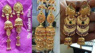 Download Latest Gold Jhumki Designs Video