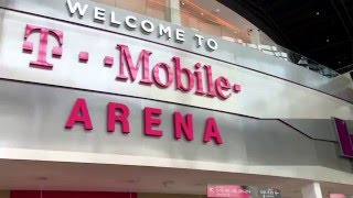 Download T-Mobile Arena Las Vegas Grand Opening Preview Tour 4-6-16 Video