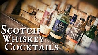 Download Scotch Whiskey Cocktails Video