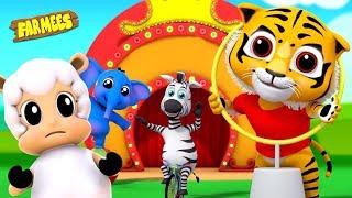 Download Eeny Meeny Miny Moe | Ptreschool Nursery Rhymes | Song and Videos For Kids by Farmees Video
