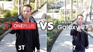 Download OnePlus 3T Camera vs Galaxy S7 Edge!! Side-by-Side Comparisons! Video