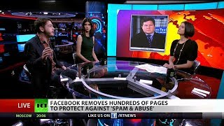 Download Facebook Shuts Down RT Reporter's Page Video