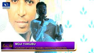 Download Nanfu Yakubu Foundation Empowers 200 Widows Video