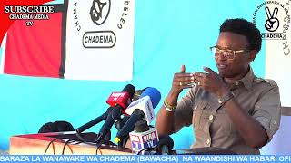 Download MKUTANO WA BARAZA LA WANAWAKE CHADEMA Video