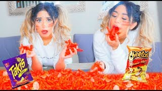 Download This Was A Mistake... | EXTREMELY HOT CHIPS CHALLENGE Video