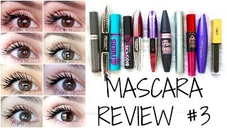 Download Mascara Review 2016 - Mostly Drugstore + EYE PICTURES Video