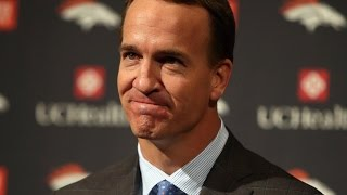 Download Peyton Manning Emotional Retirement Speech [FULL REMARKS] Video