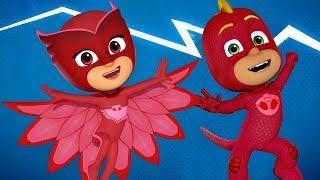 Download PJ Masks Full Episodes | PJ Masks Change Colours | 30 MINUTES | Superhero Cartoons for Kids Video