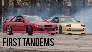 Download Drift event #12: FIRST TANDEMS! Video
