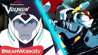 Download Shiro and the Black Lion | DREAMWORKS VOLTRON LEGENDARY DEFENDER Video