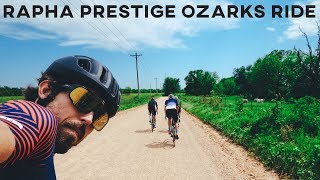 Download An EPIC Gravel Adventure Ride in the Ozarks | THE RAPHA PRESTIGE OZARKS STORY Video