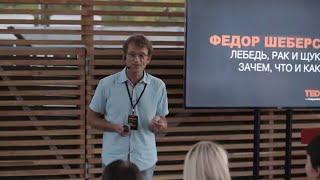 Download Все будет так, как ты захочешь | Fedor Sheberstov | TEDxYakimankaSalon Video