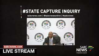 Download State Capture Inquiry - Former President Jacob Zuma, 15 July 2019 Video