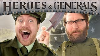 Download SHOVEL WARRIOR | Heroes & Generals Video