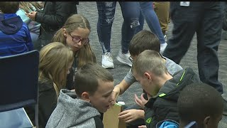 Download Manufacturing event at MCCTC aims to expose younger children to the industry Video