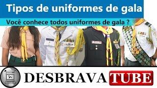 Download Tipos de uniformes de gala dos Desbravadores Video
