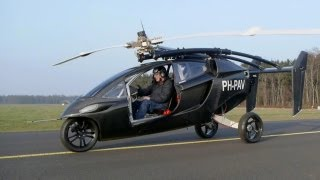 Download Flying Car ► Pal-V One Video