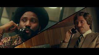 Download BlacKkKlansman | Trailer | Own it Now on 4K, Blu-ray, DVD & Digital Video