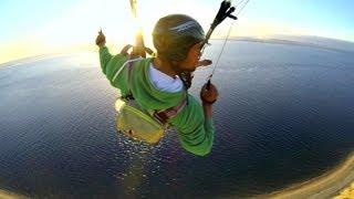 Download GoPro HERO - Paragliding | HD Video