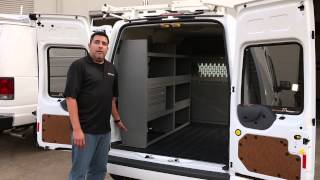 Download Kargo Master Ford Transit Connect Shelving Storage System Video
