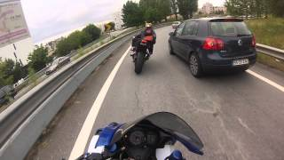 Download GSX-R 1000 K8 - GoPro Hero 3 Silver Angle Test Video