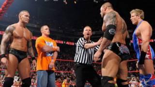 Download Raw: John Cena & Randy Orton vs. Batista & Jack Swagger Video