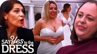 Download 🔴This Is My Fiancé... And This Is His Wife! | Say Yes To The Dress Video