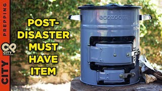 Download Top 5 reasons you should get a rocket stove now (ecozoom versa review) Video