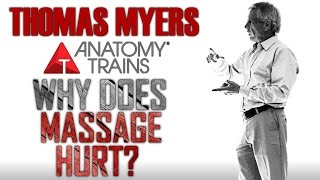 Download Thomas Myers - Why does Massage Hurt Video