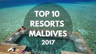 Download TOP 10 Resorts Maldives 2017 (BREATHTAKING HD VIDEOS) Video