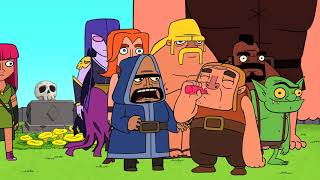 Download Clash of Clans: A Clashiversary Tale (Clash-A-Rama!) Video
