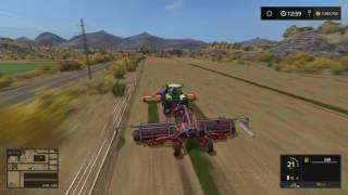 Download FS17 PS4 American Outback Timelapse #3: Silage Bales ! Video