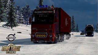 ETS2 1 30 - Bella Italia DLC - Scania R480 OP - Bari to