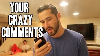 Download Your Crazy Comments Video