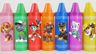 Download Lets play with paw patrol crayons Video