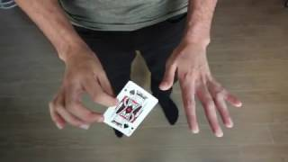 Download Card Trick Tutorial - Make A Card Vanish At Your Fingertips [HD] Video