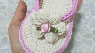 Download Örgü Bebek Sandaleti Anlatımı Video