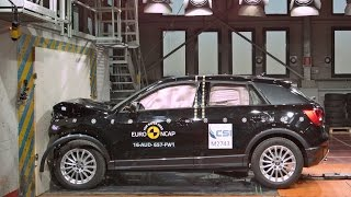 Download 2017 Audi Q2 Crash Tests Video