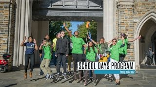 Download School Days Program; 3D Printing Project: The Week at Duke in 60 Seconds Video
