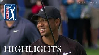 Download Tiger Woods' extended highlights | Round 1 | Farmers Video