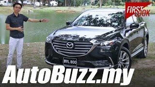 Download First Look: 2016 Mazda CX-9 2.5 Turbo SkyActiv-G - AutoBuzz.my Video