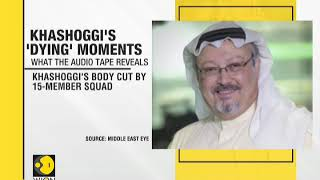 Download What the audio tapes reveal about the death of Saudi journalist Khashoggi Video