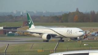 Download A day of plane spotting at Birmingham Airport on 14/11/2016. Video
