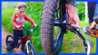 Download 🚴NO MORE TRAINING WHEELS! Video
