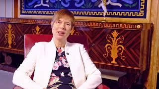 Download Eesti president Kersti Kaljulaid tervitab välismaal elavaid eestlasi Video
