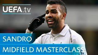Download Sandro's midfield masterclass Video